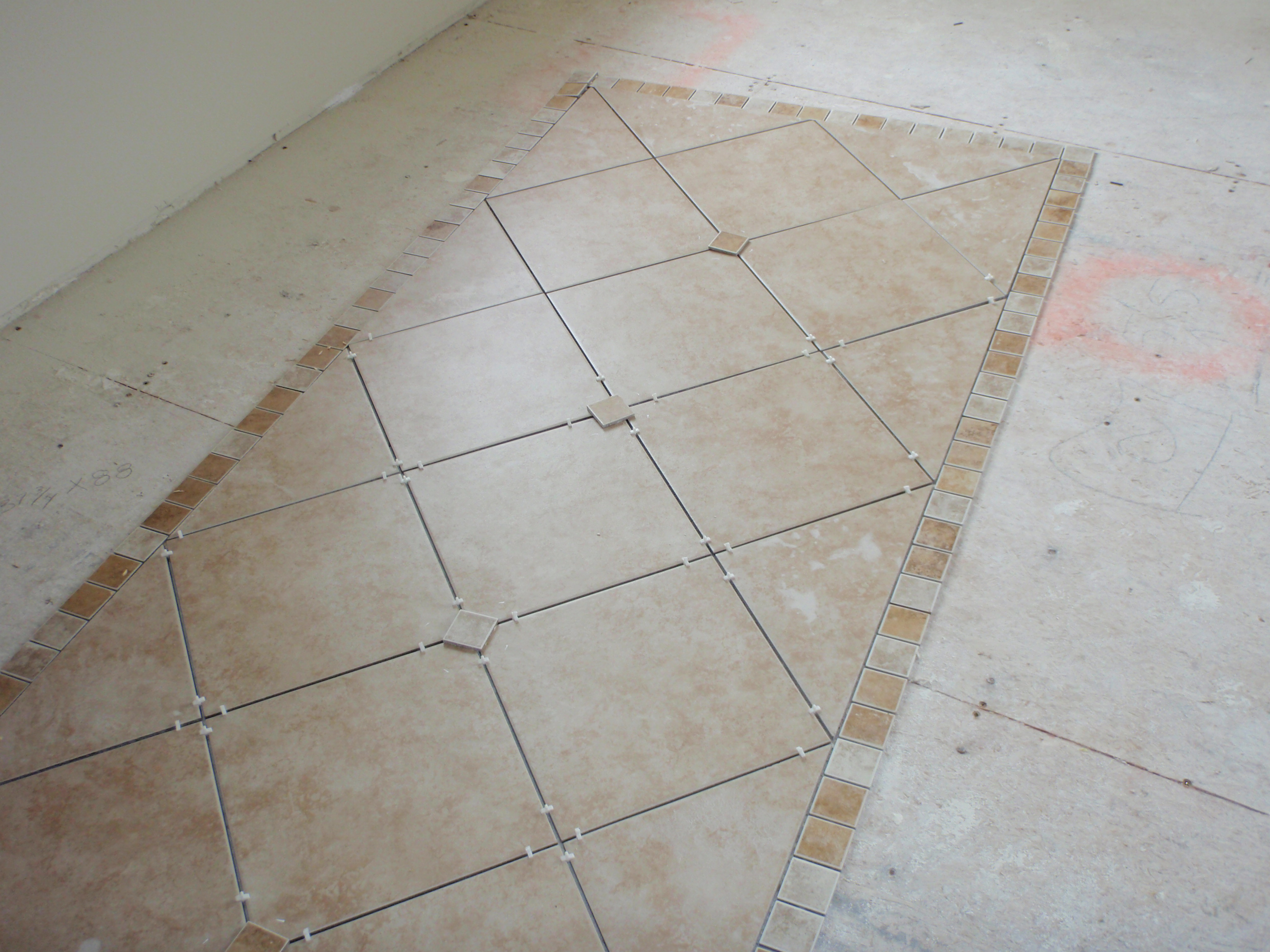 Flooring Is Going In Living A Rewarding Life In The